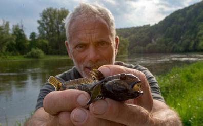 Jeremy Wade: «El pez no tiene la culpa»