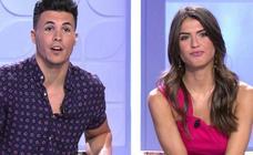 Sofía Suescun y Kiko Jiménez confirman su relación con un beso