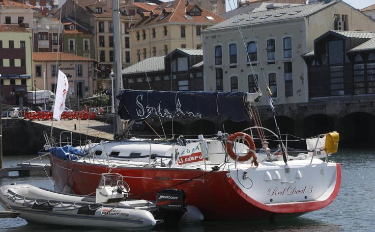 La Regata El Gaitero llega a Gijón