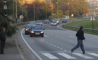 El Ayuntamiento de Oviedo prevé soterrar hasta dos kilómetros de vial para proteger Santullano