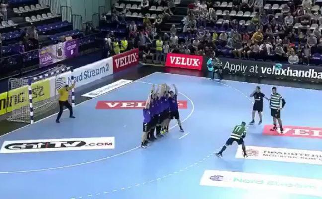 El gijonés Carlos Ruesga logra el 'Gol del Año' en Europa en la Liga de Campeones