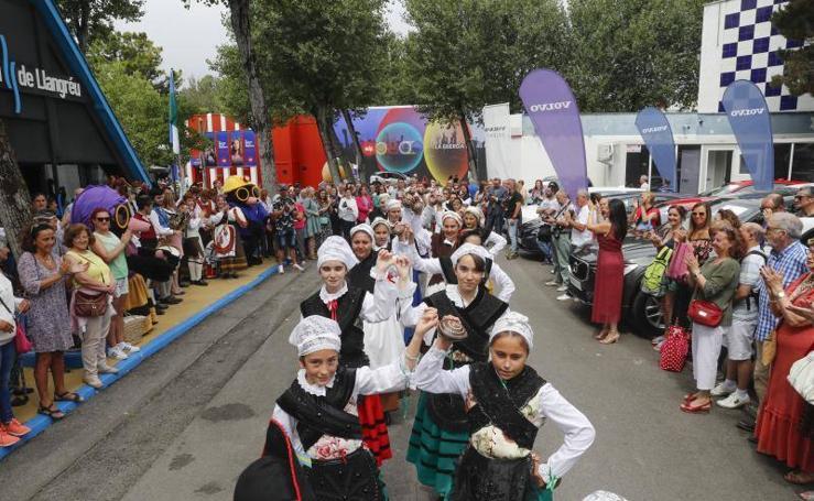 ¿Estuviste en la Feria de Muestras de Asturias? ¡Búscate!
