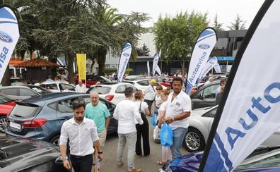 Más de cien coches vendidos el fin de semana