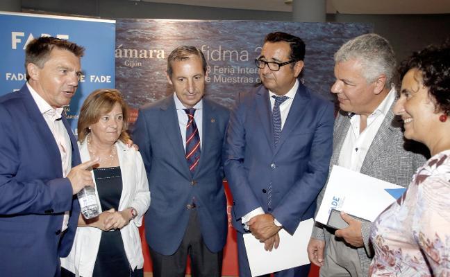 Belarmino Feito: «El aeropuerto de Asturias ha tocado fondo»