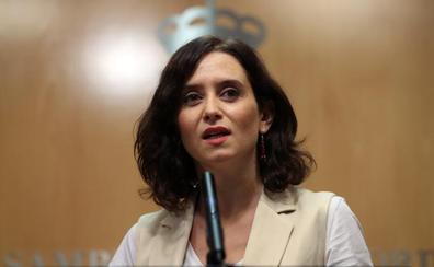La sombra de la corrupción del PP planea sobre la investidura de Díaz Ayuso