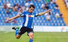El Real Oviedo se lleva al lateral derecho Juanjo Nieto