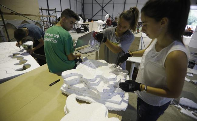 'Astilleros' a todo ritmo en Laviana