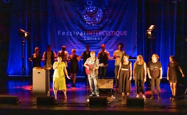 El dúo L-R, música asturiana para el siglo XXI en Lorient
