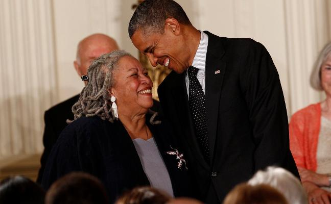 Muere Toni Morrison, la voz negra de Estados Unidos
