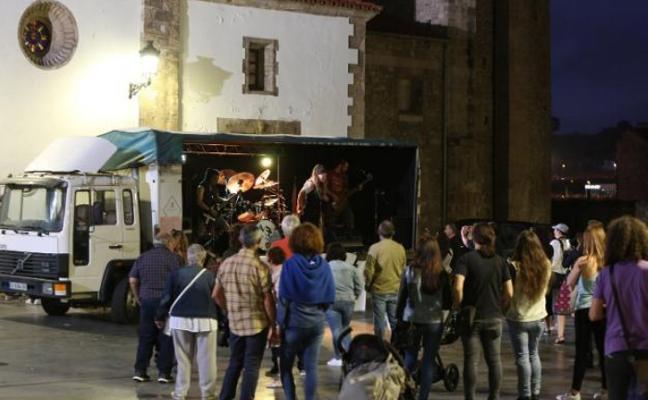 El festival de conciertos en remolques se repetirá el próximo septiembre