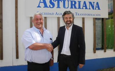 Central Lechera Asturiana y Ternera Asturiana unen fuerzas para hacer un cachopo «auténtico»