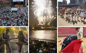 La guía más completa de la Semana Grande de Gijón