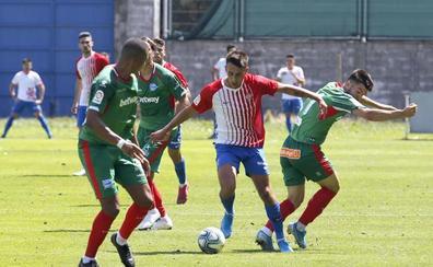 El Sporting aprueba su último test (0 - 0)