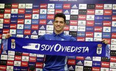 Juanjo Nieto: «Venir al Real Oviedo siempre fue mi primera opción»