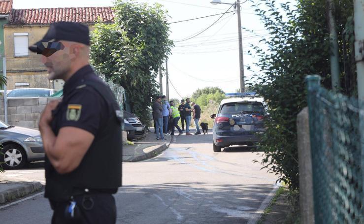 Macrooperación policial contra el tráfico de drogas en Avilés