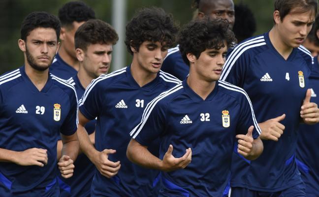 Los primeros gemelos del Real Oviedo