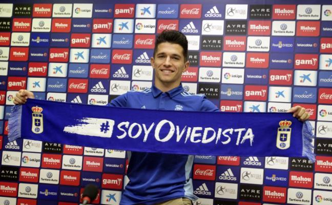Nieto quiere llevar al Oviedo 'a la élite'