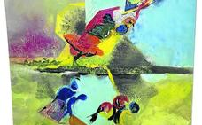 Rosy Gutiérrez, 'Emoción y color' en Cimavilla