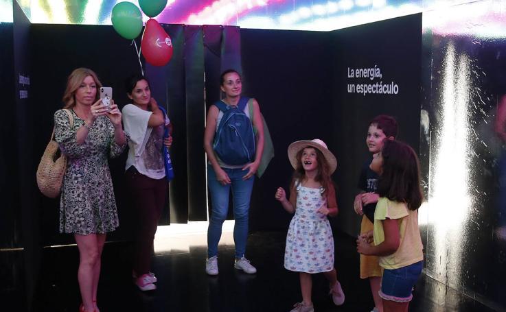 ¿Estuviste este viernes en la Feria de Muestras? ¡Búscate en las fotos!