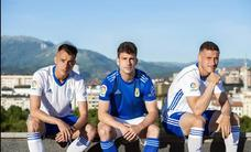 El Real Oviedo pone a la venta las camisetas a partir del sábado