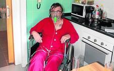 «Tengo movilidad reducida y Vipasa me ha entregado un piso que no está adaptado»