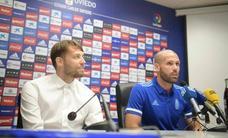 Ortuño: «Dí mi palabra, o venía al Oviedo o a ningún sitio»