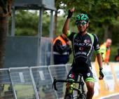 Brillante doblete del Team Kuota en la primera etapa de la Vuelta a Vetusta