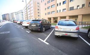 Se estrella contra cuatro vehículos en La Luz y da positivo por alcoholemia