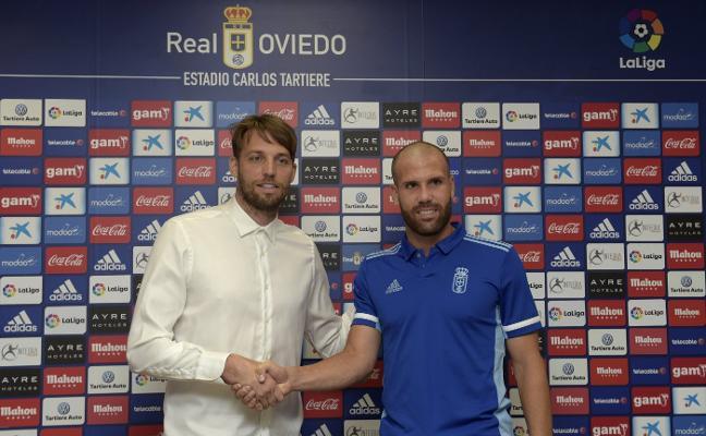 Real Oviedo | «Quiero volver a disfrutar del fútbol»