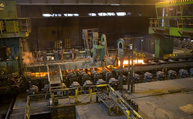 El Principado urge ajustes fronterizos para «proteger» la actividad de Arcelor