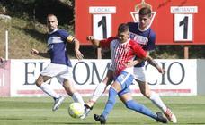 Sporting B 3 - 1 Marino, en imágenes