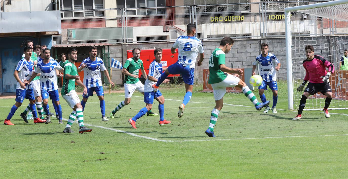 El Real Avilés queda eliminado de la Copa Federación