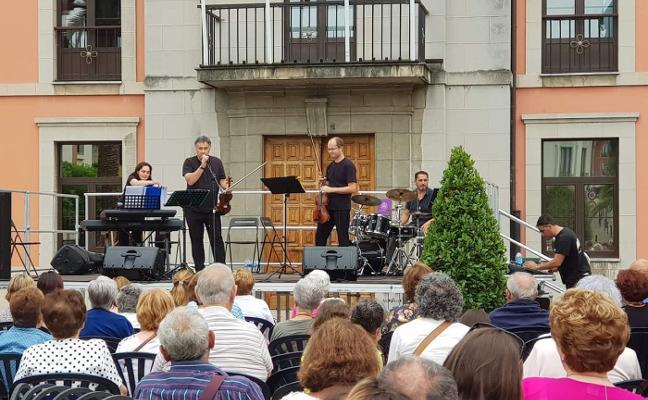 Barrocko Project, protagonista de la 'Música en el jardín' en Noreña
