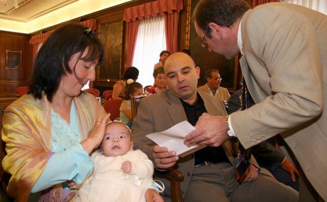 Gijón celebrará bautizos civiles