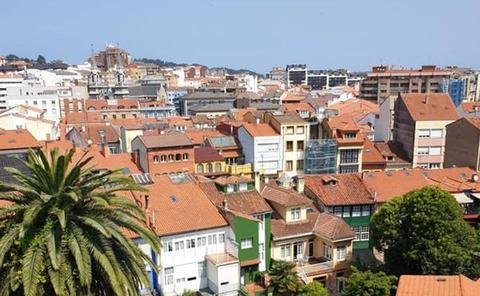 Más de mil viviendas están a la espera de comprador en Avilés
