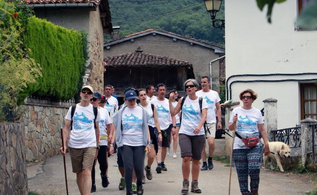 Una gran caminata por los rincones de Sobrescobio