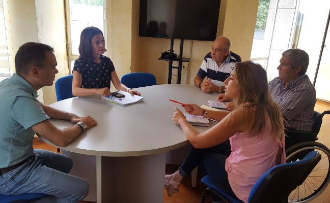 Corvera invierte otros 25.000 euros en eliminar barreras arquitectónicas