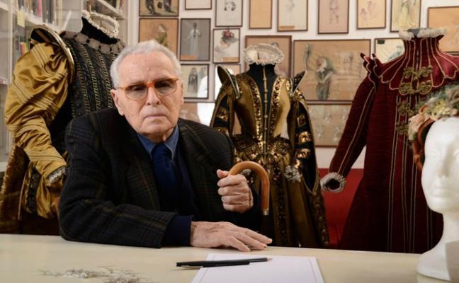 Fallece a los 92 años Piero Tosi, el diseñador estrella del cine italiano
