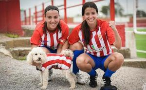 Las ex sportinguistas Candy e Isa Acebal, primeros refuerzos del Rodiles