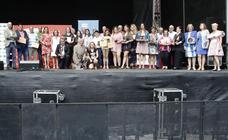 Los mejores de la tonada, premiados en Gijón