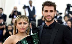 Miley Cyrus y Liam Hemsworth se separan tras nueve meses casados