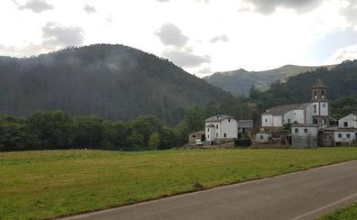 El Principado rebaja el nivel de alerta por el incendio forestal en Valdés