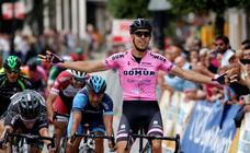 Segunda etapa de la Vuelta a Vetusta