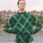 Krow Kian, el modelo trans que triunfa en la moda masculina y femenina