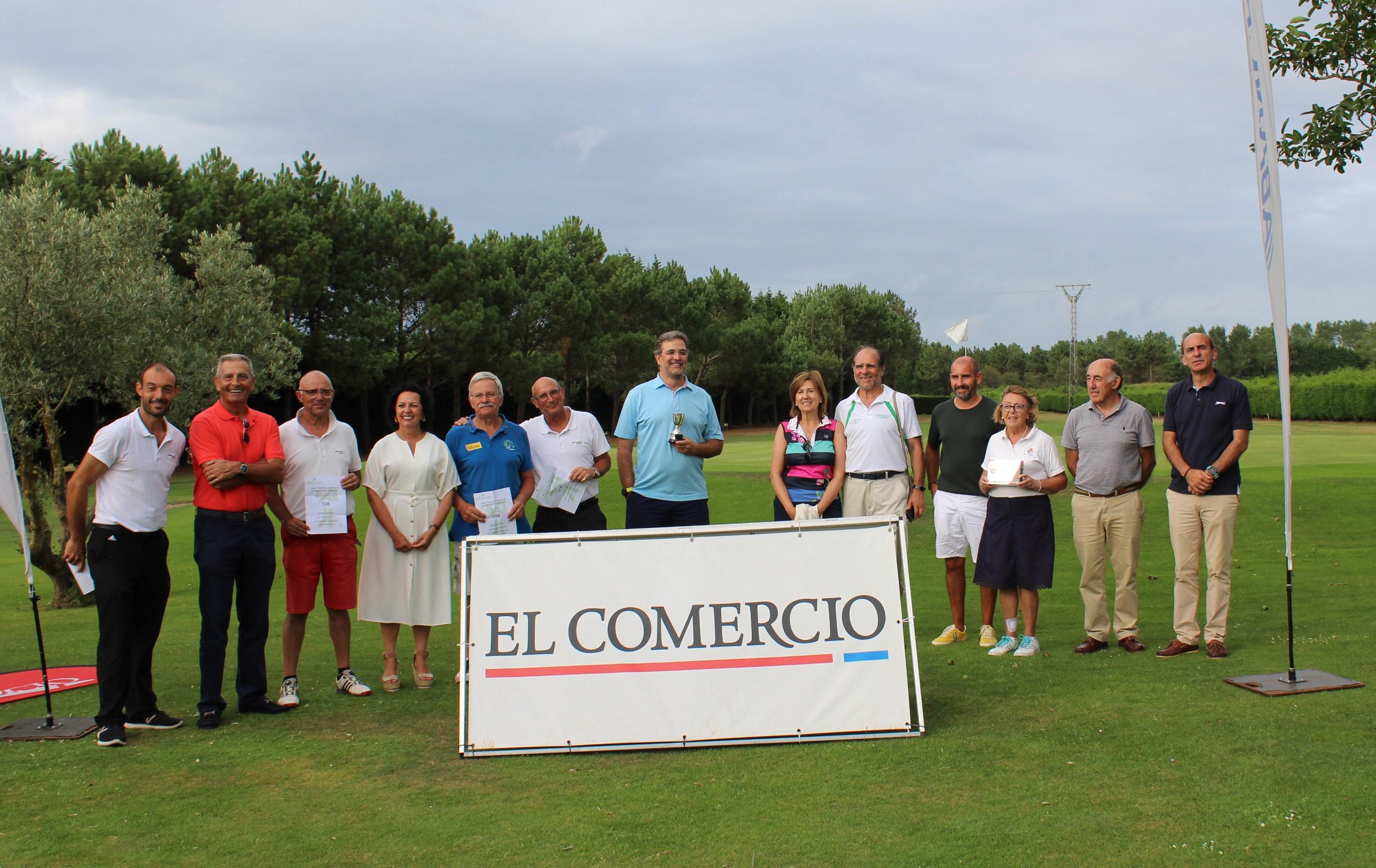 Clasificación Castropol Golf