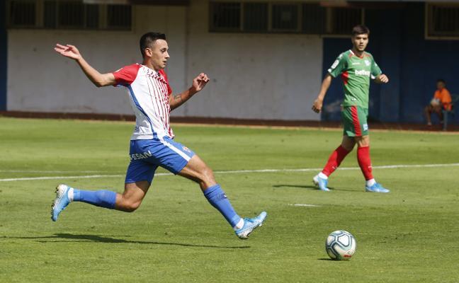 Sporting   Pedro Díaz luce su candidatura