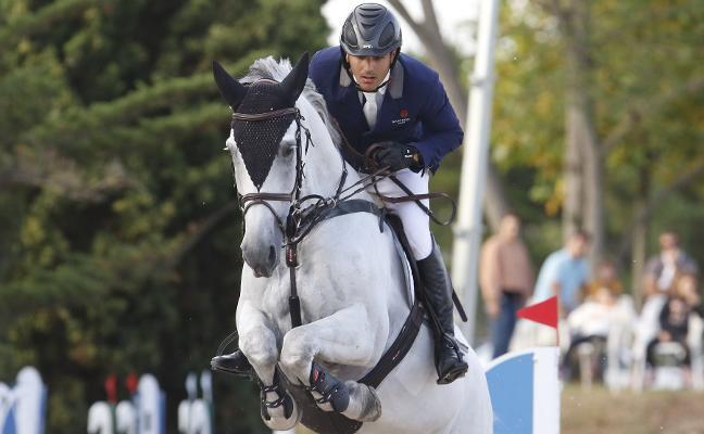 Ismael García Roque gana la prueba grande en el Chas