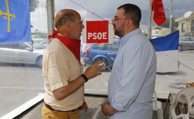 Barbón, dispuesto a «aprovechar» su conexión con Madrid en el debate de la financiación
