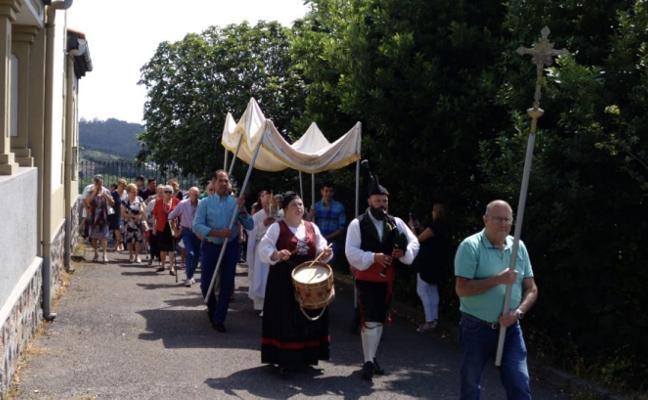 Albandi vive el día grande de La Sacramental
