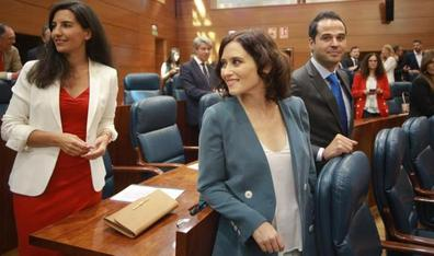 El PP de Casado ensaya en el Gobierno de la Comunidad de Madrid su proyecto liberal